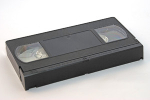 VHS Video Tape to DVD Transfers